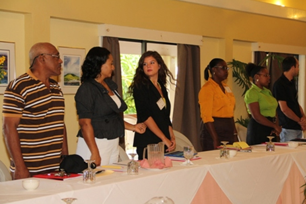 Small hotels on Nevis receive training in marketing
