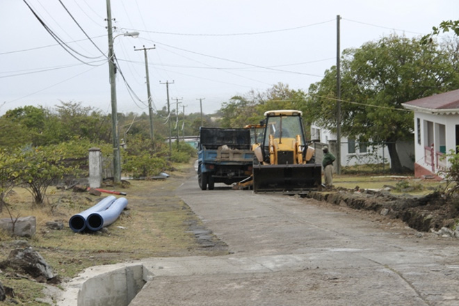 Nevis Water Supply Enhancement Project progressing well; on budget, CDB official says
