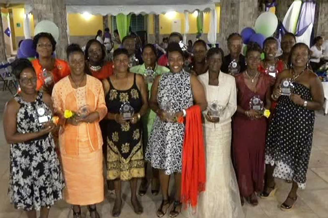 Gender Affairs Division celebrates Women of Excellence on Nevis