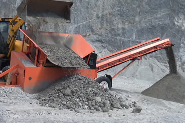 New River quarry helping to reduce cost of NIA projects