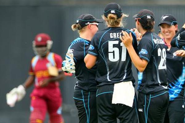 Windies Women go down in T20I opener