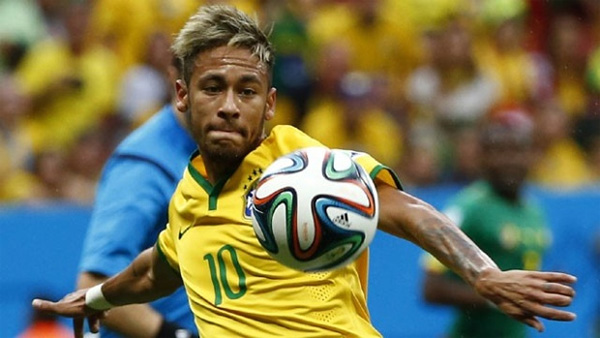 World Cup: Neymar inspires Brazil to victory