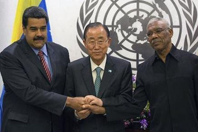 CARICOM foreign ministers reaffirm support for Guyana's territorial integrity