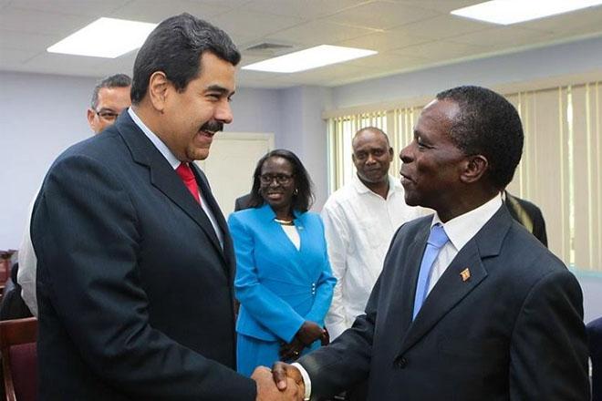 Venezuela and Grenada to Return to Boundary Negotiations