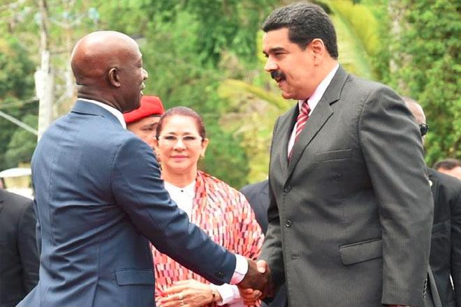 Venezuela to buy food from Trinidad; Trinidad to buy Venezuela oil