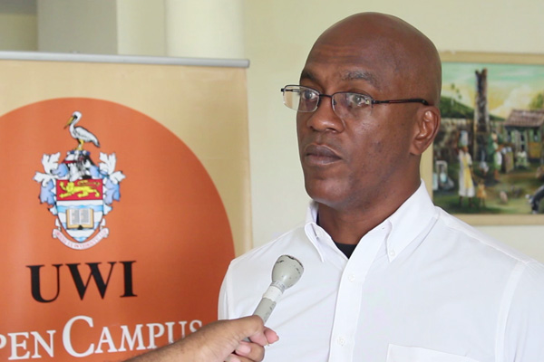 UWI Officials in St. Kitts-Nevis on Recruitment Drive