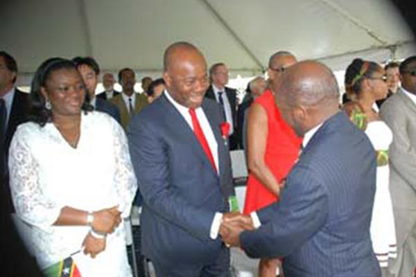 Nigeria Governor donates to JNF General Hospital
