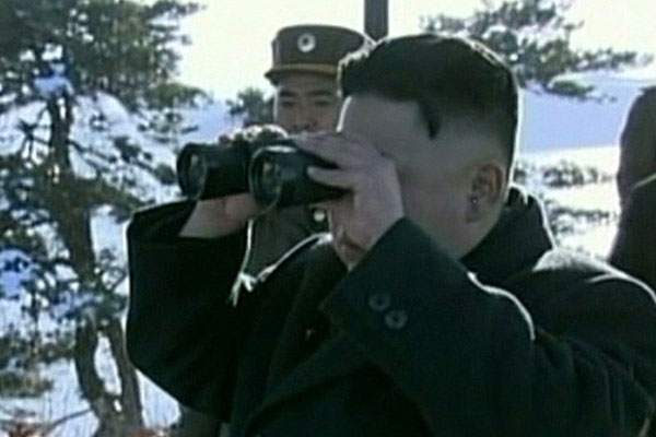 North Korea conducts live-fire exercises amid escalating tensions