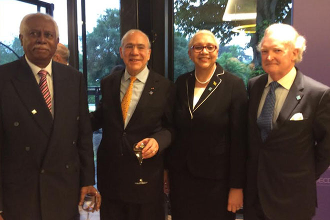 St. Kitts and Nevis participates at OECD launch of Latin America and Caribbean programme