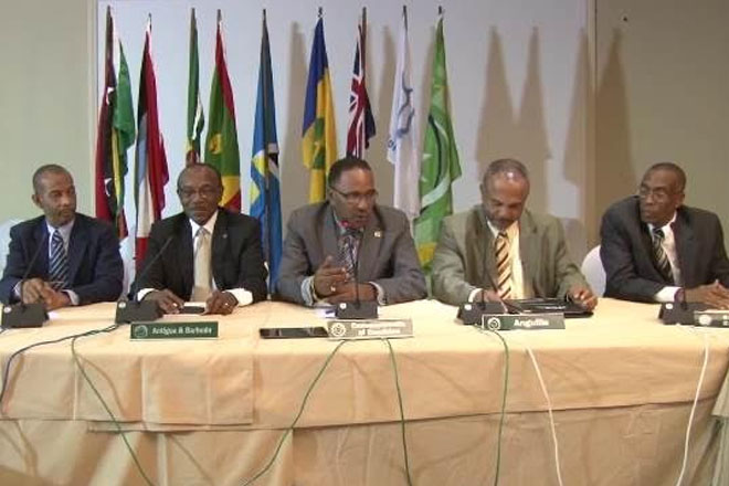 OECS Health Ministers Meeting Ends with Promise of Deeper Cooperation