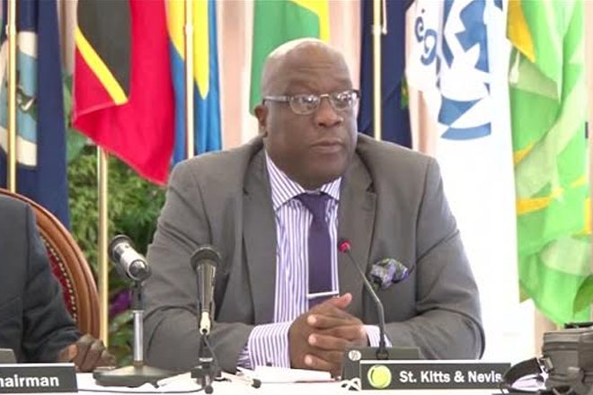PM Harris Describes OECS Authority Meeting As Informative