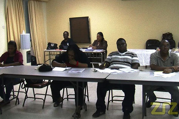 OECS Export Development Unit Hosts Workshop in St. Kitts
