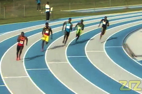 SKN Dominates the Sprints
