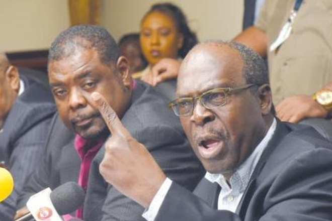 Bahamas union leaders declare 'war on government'