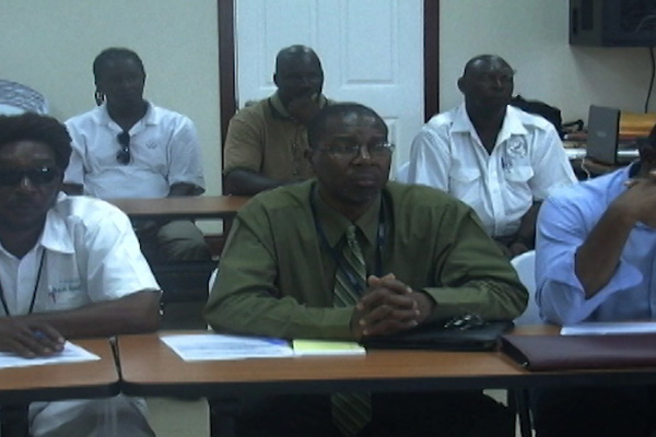 SKN hosts Oil Spill Preparedness Workshop