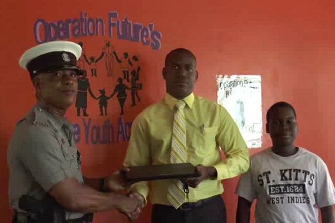 Ministry Of Education Donates Six Laptop Computers To Operation Future