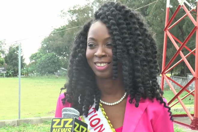 National Carnival Queen To Host Valentine Luncheon At Cardin Home