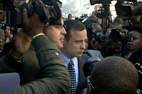 Oscar Pistorius murder trial may be partly televised, judge rules