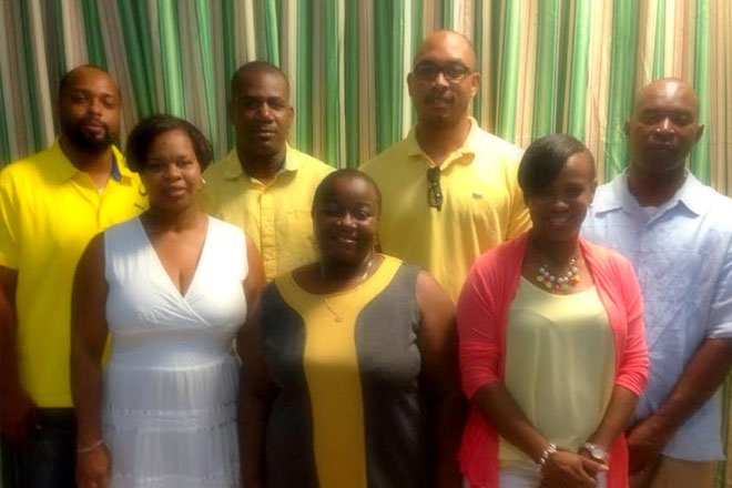 Hon. Shawn K Richards Re-elected to Lead Vibrant Youthful New People's Action Movement Executive