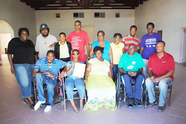 PEP has focus on empowering persons living with disabilities