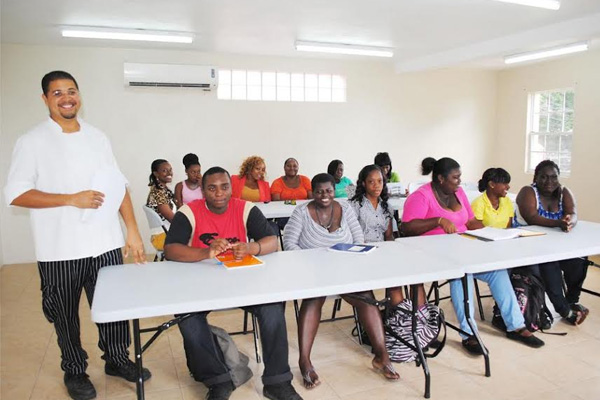 PEP preparing Nevisians to work in the tourism industry