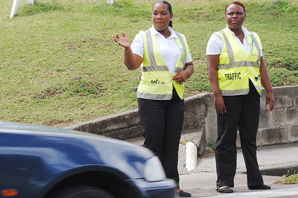 PEP Traffic Wardens and Crossing Guards bring relief to pedestrians