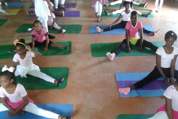 New Act: WISE grant rejuvenates Nevis' Shekhinah Dance Theatre