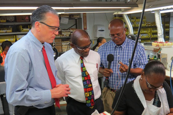 Harowe Servo St. Kitts to invest EC$250,000 in plant expansion