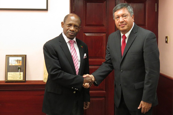 St. Kitts and Nevis and Mexico to increase bi-lateral relations