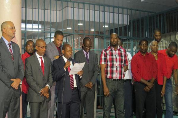 St Kitts-Nevis parliament dissolved
