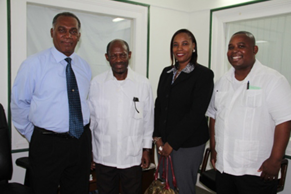 Nevis Premier thanks Prime Minister Douglas for visit in the aftermath of the Treasure Building fire