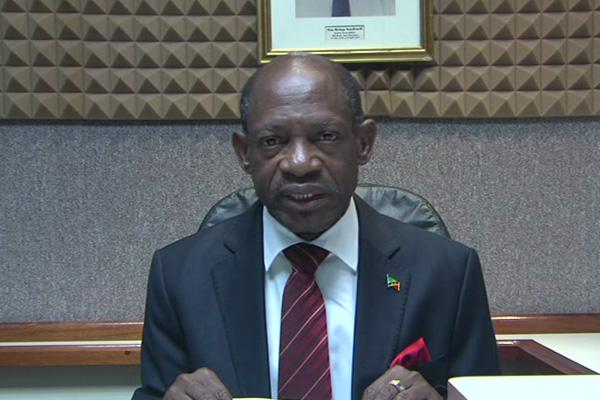 PM Douglas condemns Shooting