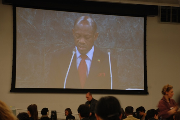 St. Kitts and Nevis' adds voice to slavery reparation issue at UN