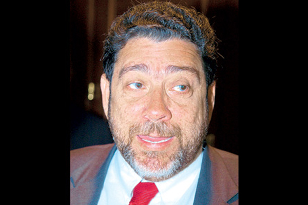 St Vincent PM 'fed up' with industrial action at LIAT