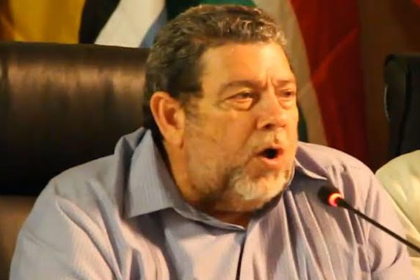 PM Gonsalves: Harris associating with losers