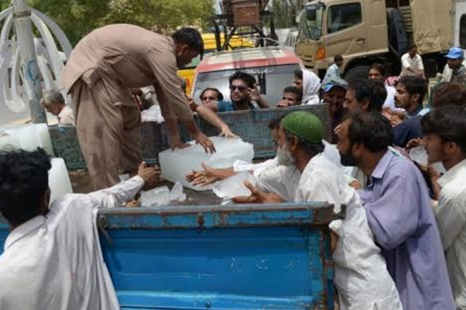 Heatwave subsides in Pakistan as death toll reaches 860