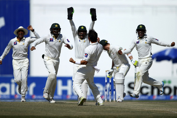 Pakistan's spinners sign off on Australia's humiliation