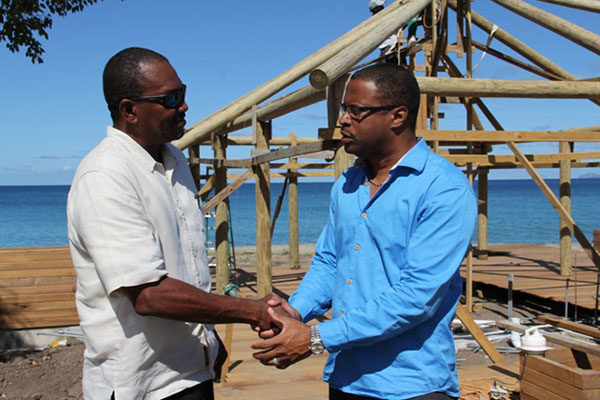 Paradise Beach Nevis Ltd. undergoing comprehensive renovations; slated to complete works late April