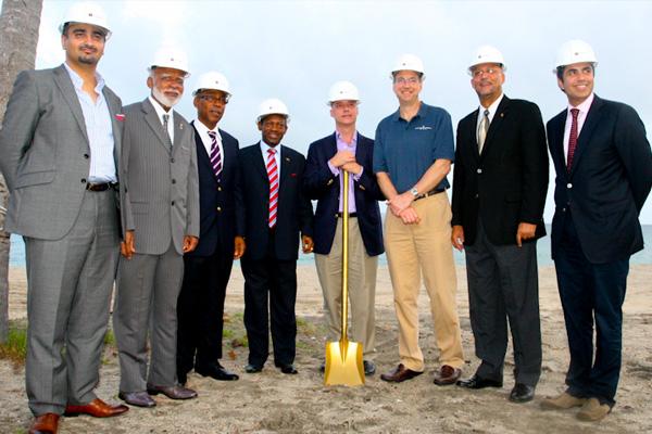Main contractor for Park Hyatt St. Kitts announced