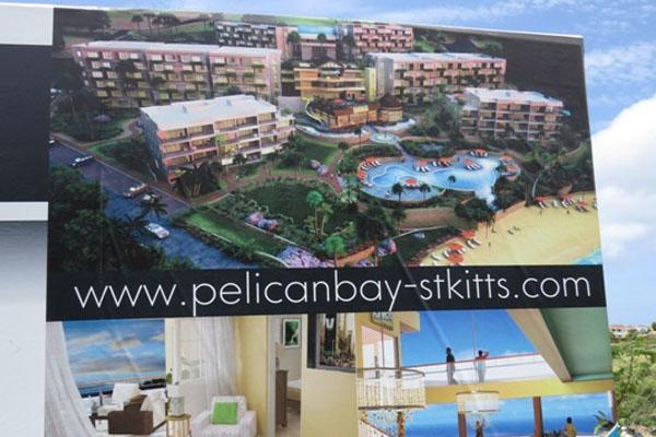 Jamaican Companies invest Pelican Bay Condo Development in St. Kitts