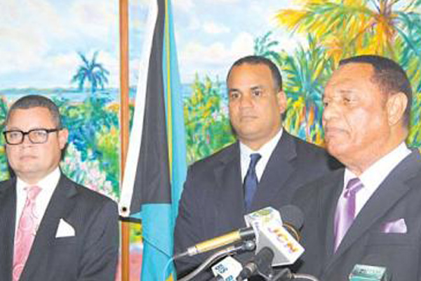 Bahamas government bails out local bank