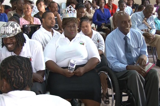 Persons with Disabilities Graduation
