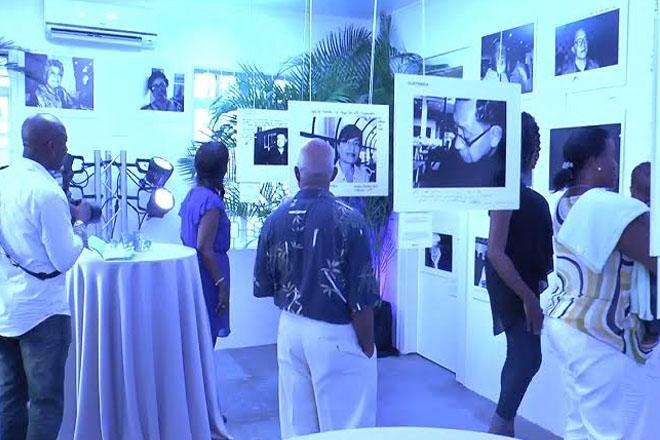 Photo Exhibition of Caribbean Poets Underway