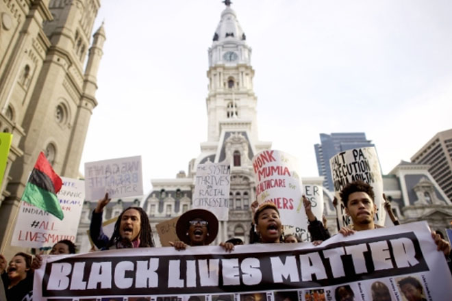 Baltimore protests over police custody death spread to Philadelphia