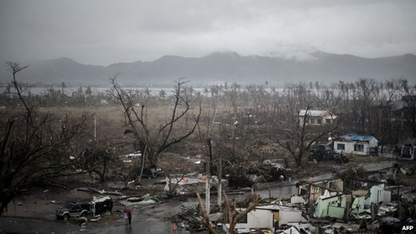 The UN has launched an appeal for $301m (£190m) to help relief efforts in typhoon-hit areas of the Philippines