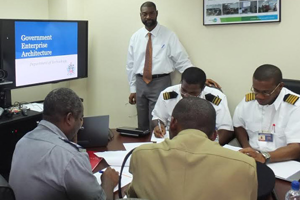 St. Kitts and Nevis Strengthens Information Management System