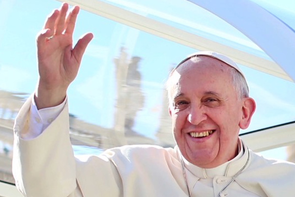 Pope Francis to visit the U.S. for the first time next fall