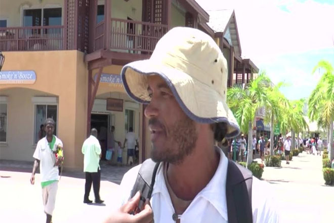 Tourism Industry Worker speaks on importance of his job