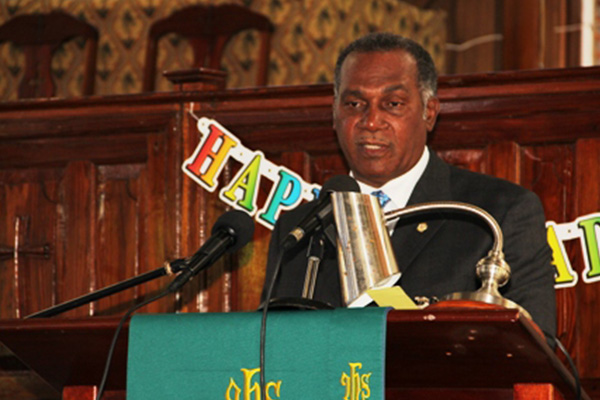 Be mindful of the attitude of gratefulness, Nevis Education Minister tells GSS graduands