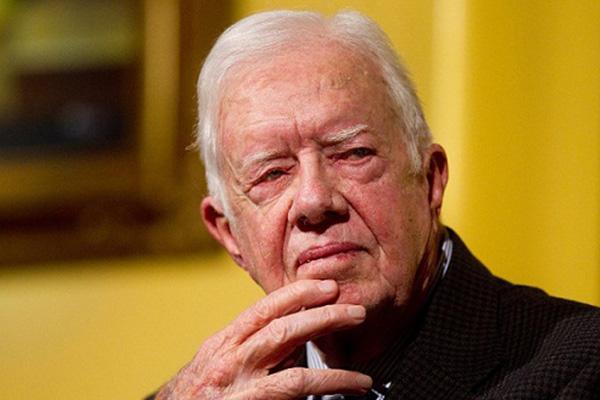 Former US president Carter to visit Venezuela